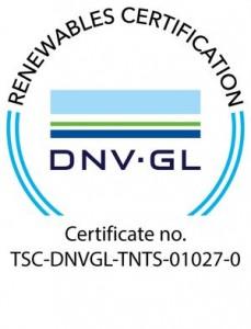DNV-GL-Certificate